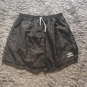 Umbro Athletic Shorts Size XL - Fits Medium.
